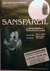 Sanspareil Plakat