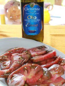 Black Krim mit Olivenöl