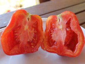Bührer Keel Tomate halbiert