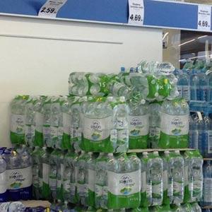 Wasserangebot in Kroatien