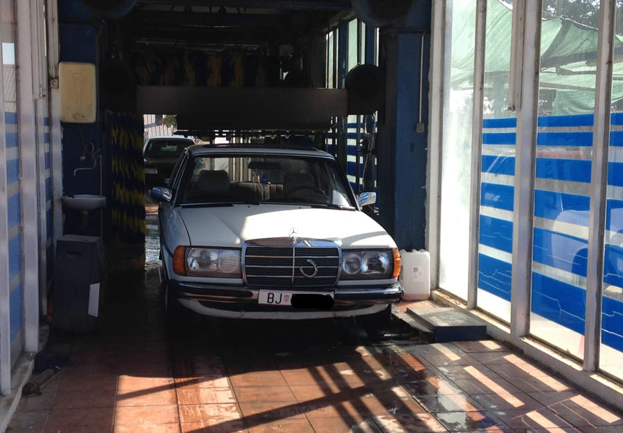 Strich 8 Mercedes