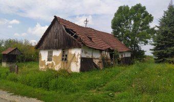 Alte Lehmbude Kroatien