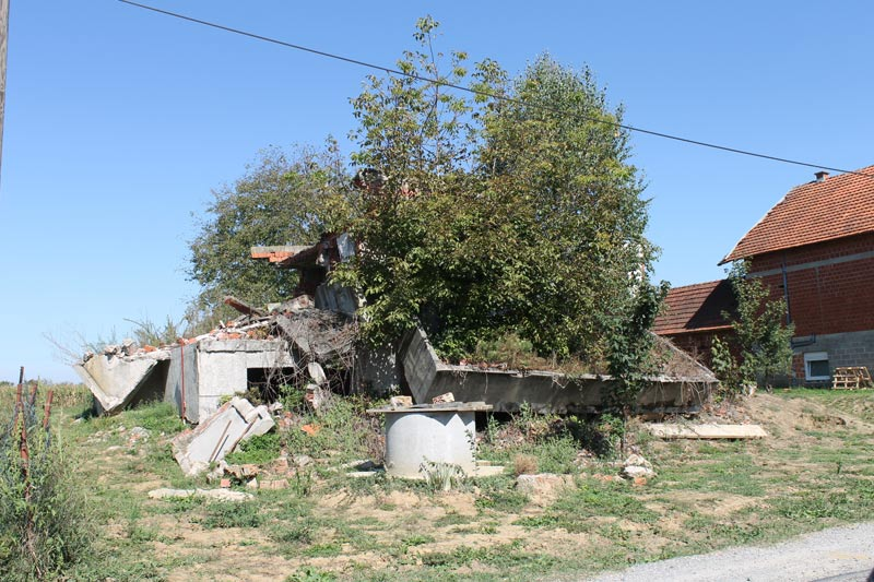 Kaputtes Haus