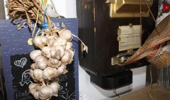 Knoblauch frisch, Automat alt