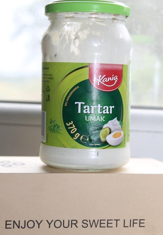 Kania Tartar Umak