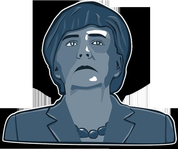 Merkel schöner als sie ist und denkt?