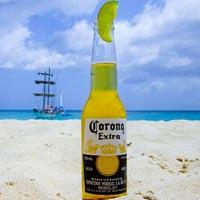 Corona schmeckt