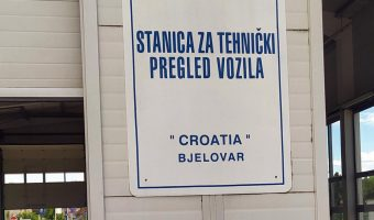 TUEV in Kroatien