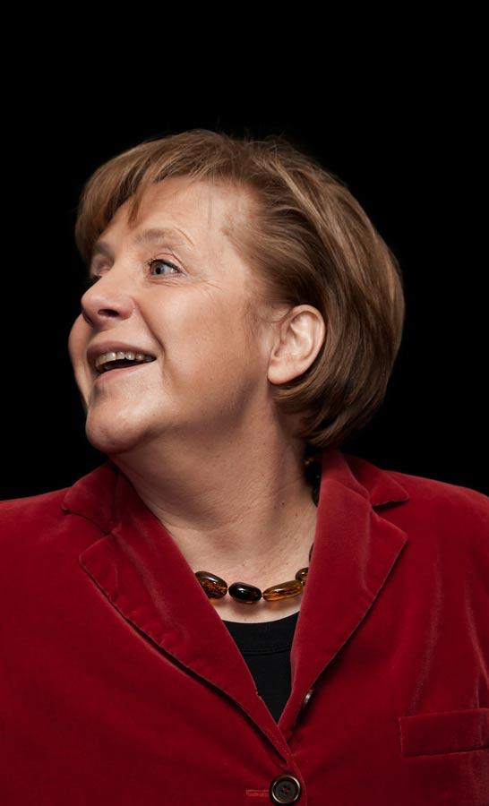 Angela Merkel Bundeskanzlerin von Deutschland